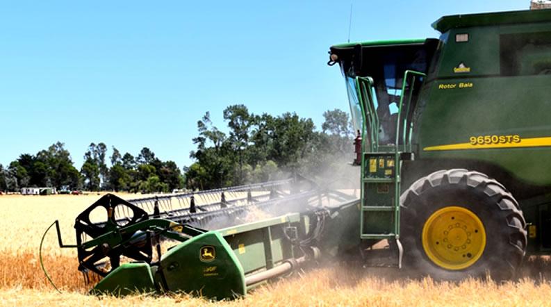 Sistema hidráulico integral para tractores