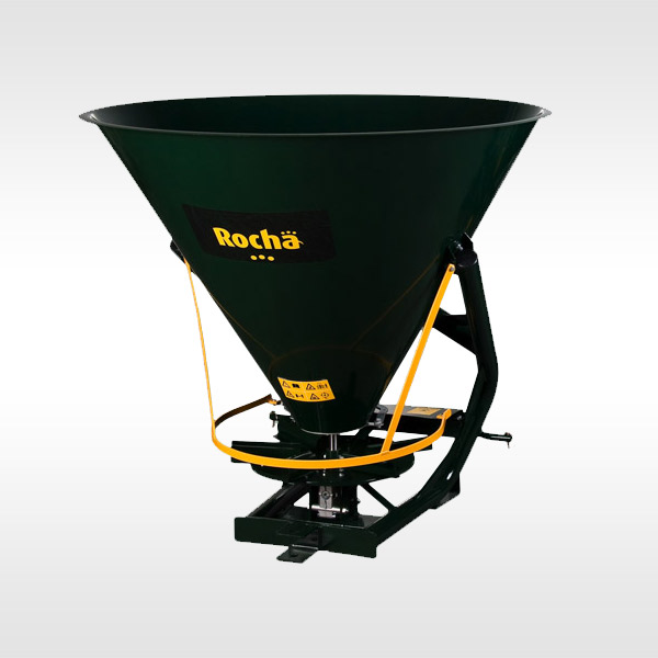 Fertilizer mono disk KA, 250 to 500 l - Steel tank