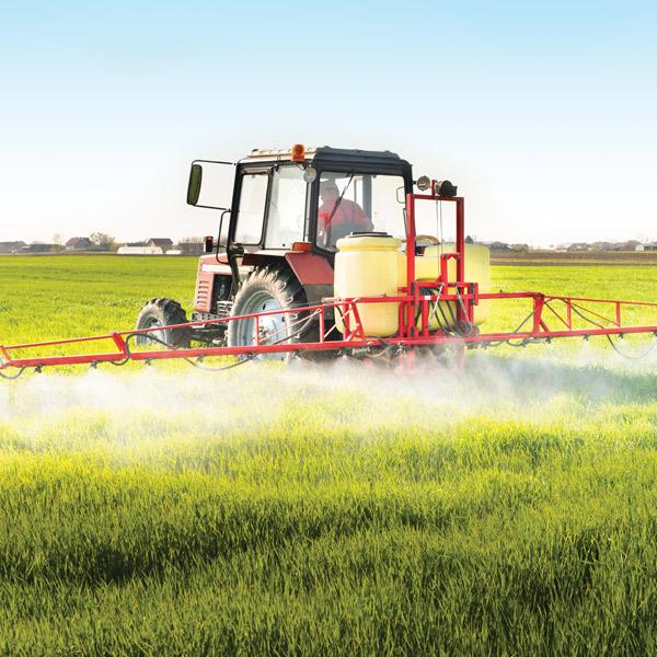 Spraying - Spray control system