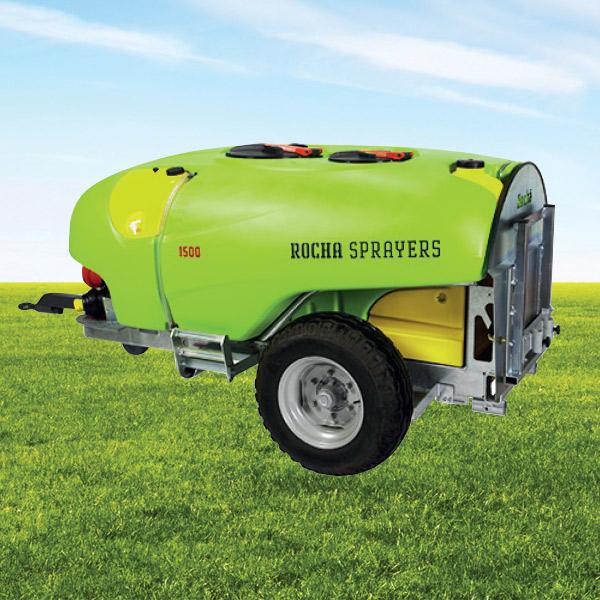 Tanks for sprayers