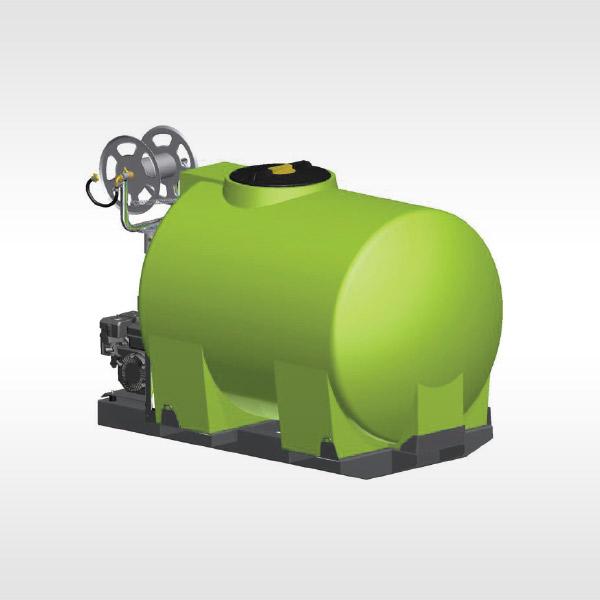Stationary tanks - Multi-purpose DI
