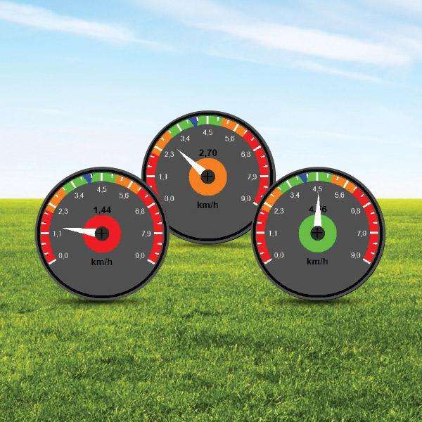 Tractor Meter